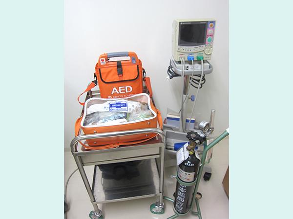 【画像】救急処置の機器