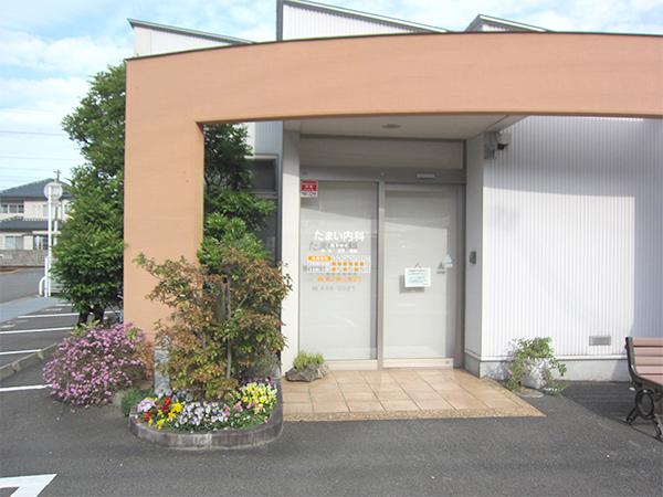 画像:玄関
